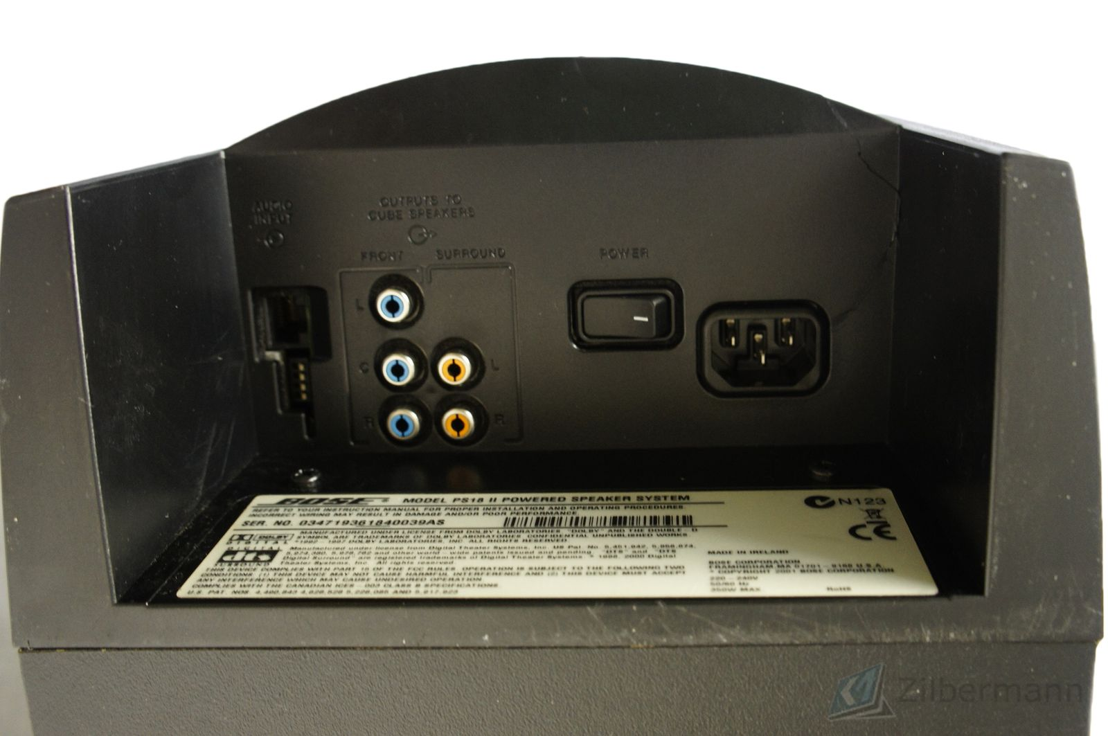 Bose_Lifestyle_18_Series_II_PS18_Powered_Heimkino-System_Subwoofer_08