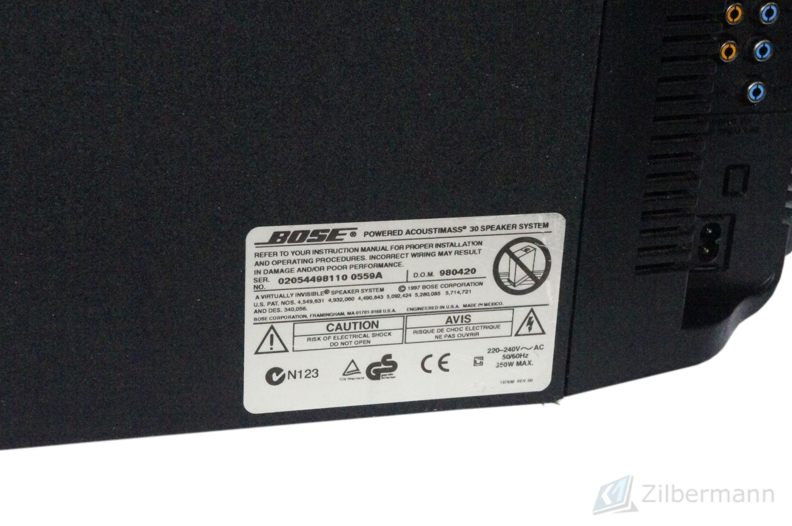 Bose_Acoustimass_30_Series_II_Powered_Subwoofer_07