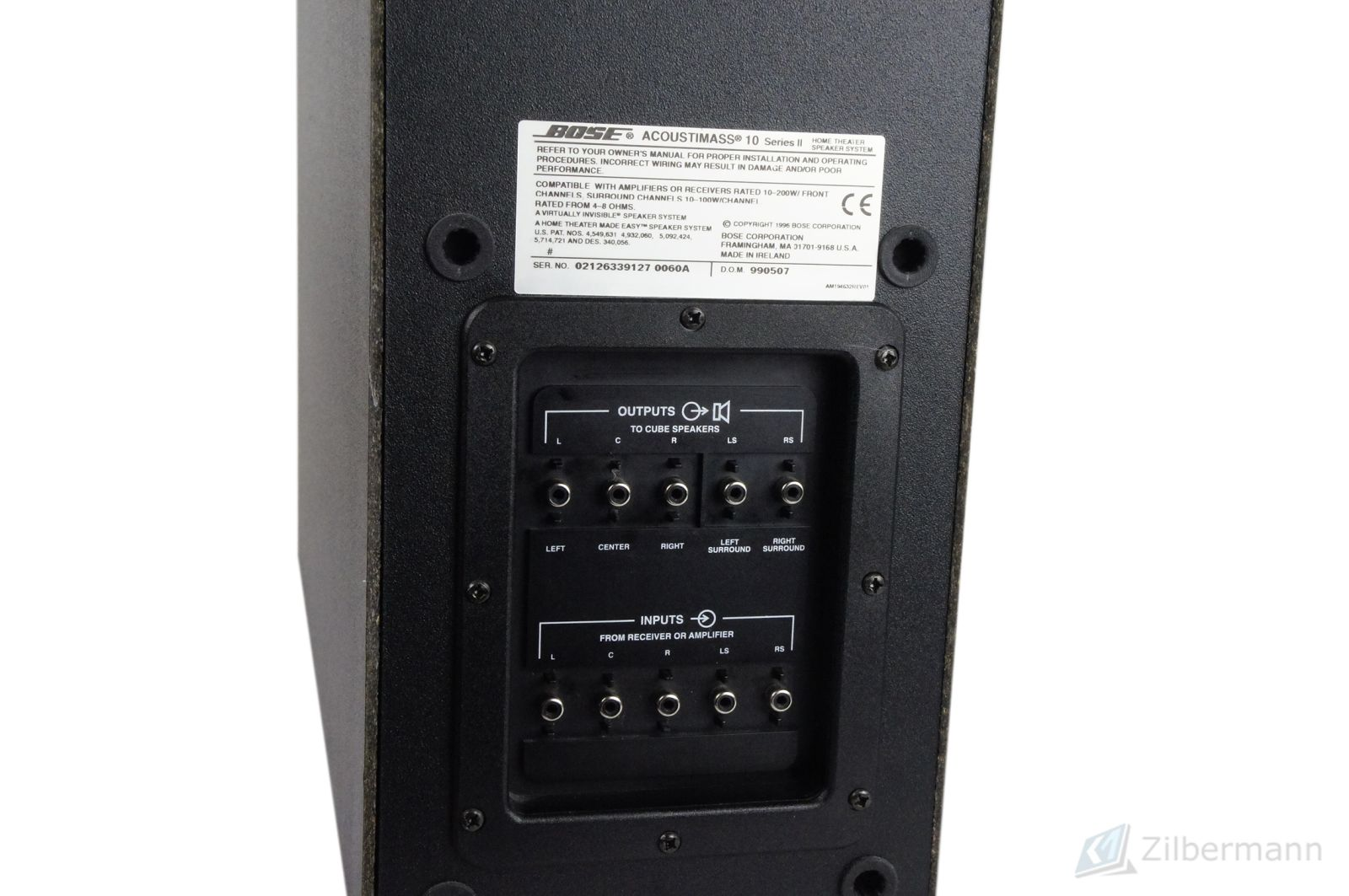 Bose_Acoustimass_10_Series_II_5.1_Subwoofer_06