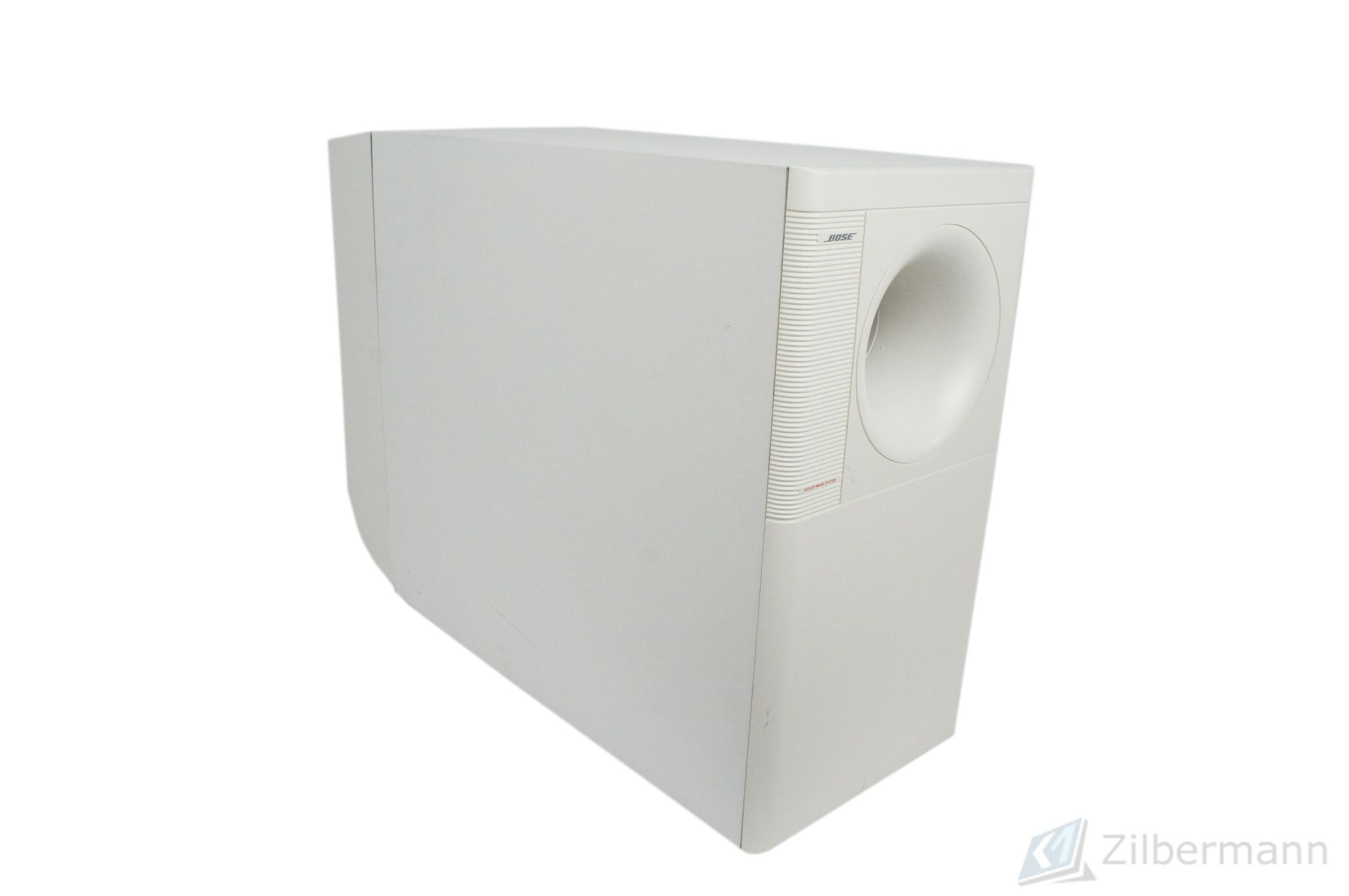 Bose_Powered_Acoustimass_8_Subwoofer_Weiss