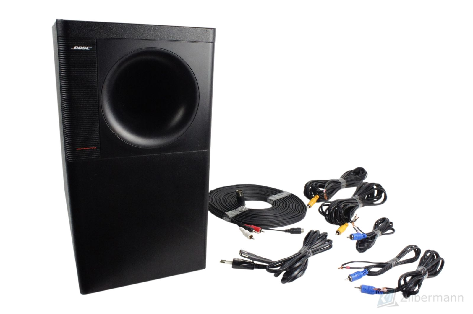 Bose_Powered_Acoustimass_8_Series_II_5.1_Subwoofer_Aktiv