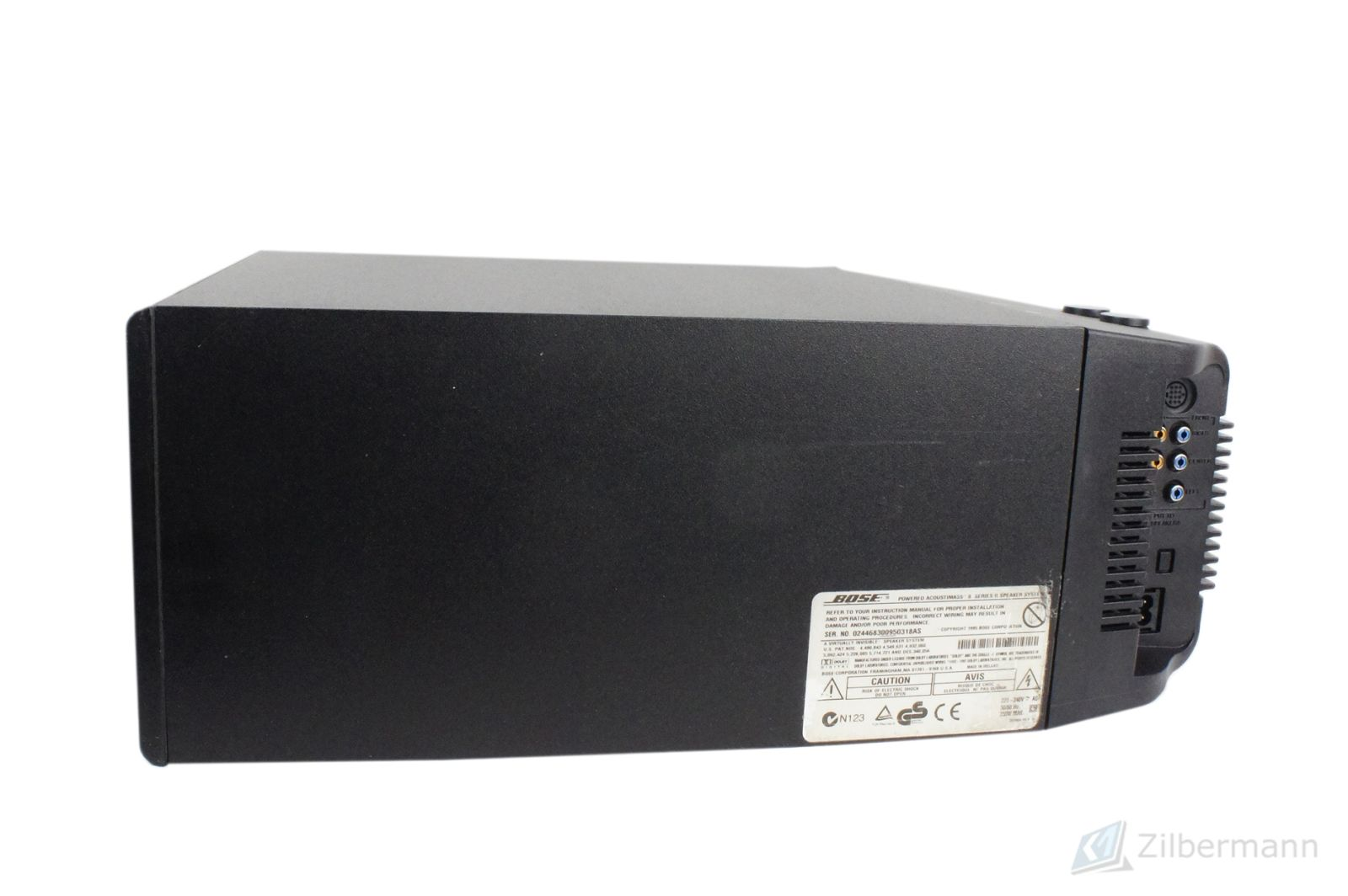 Bose_Powered_Acoustimass_8_Series_II_5.1_Subwoofer_Aktiv_11