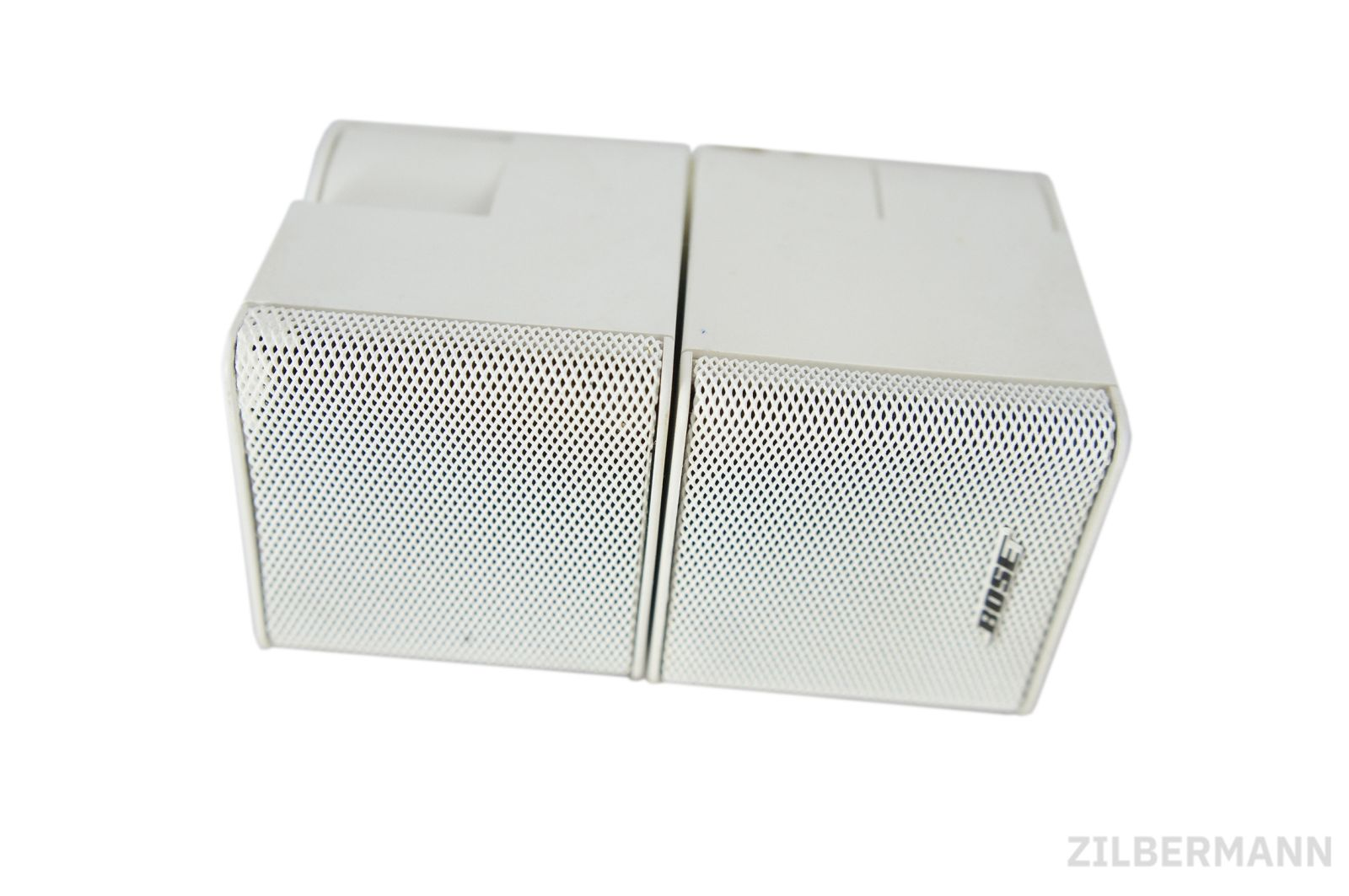 Bose_Jewel_Cube_Box_Satellit_mit_Adapter_Weiss_06