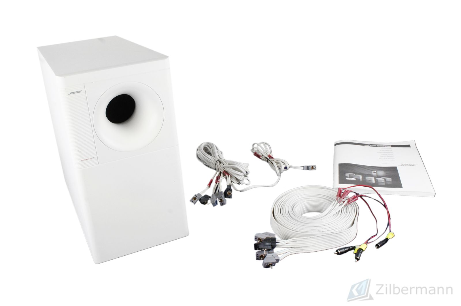 Bose_Acoustimass_6_Subwoofer_Weiss