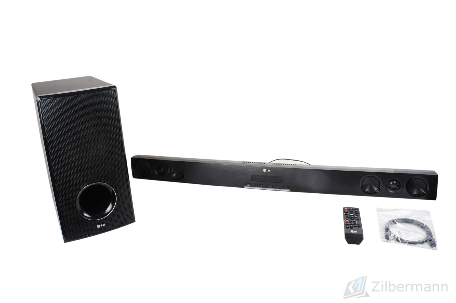 LG_HLS36W_2.1_Soundbar_140W_mit_Wireless_Active_Subwoofer