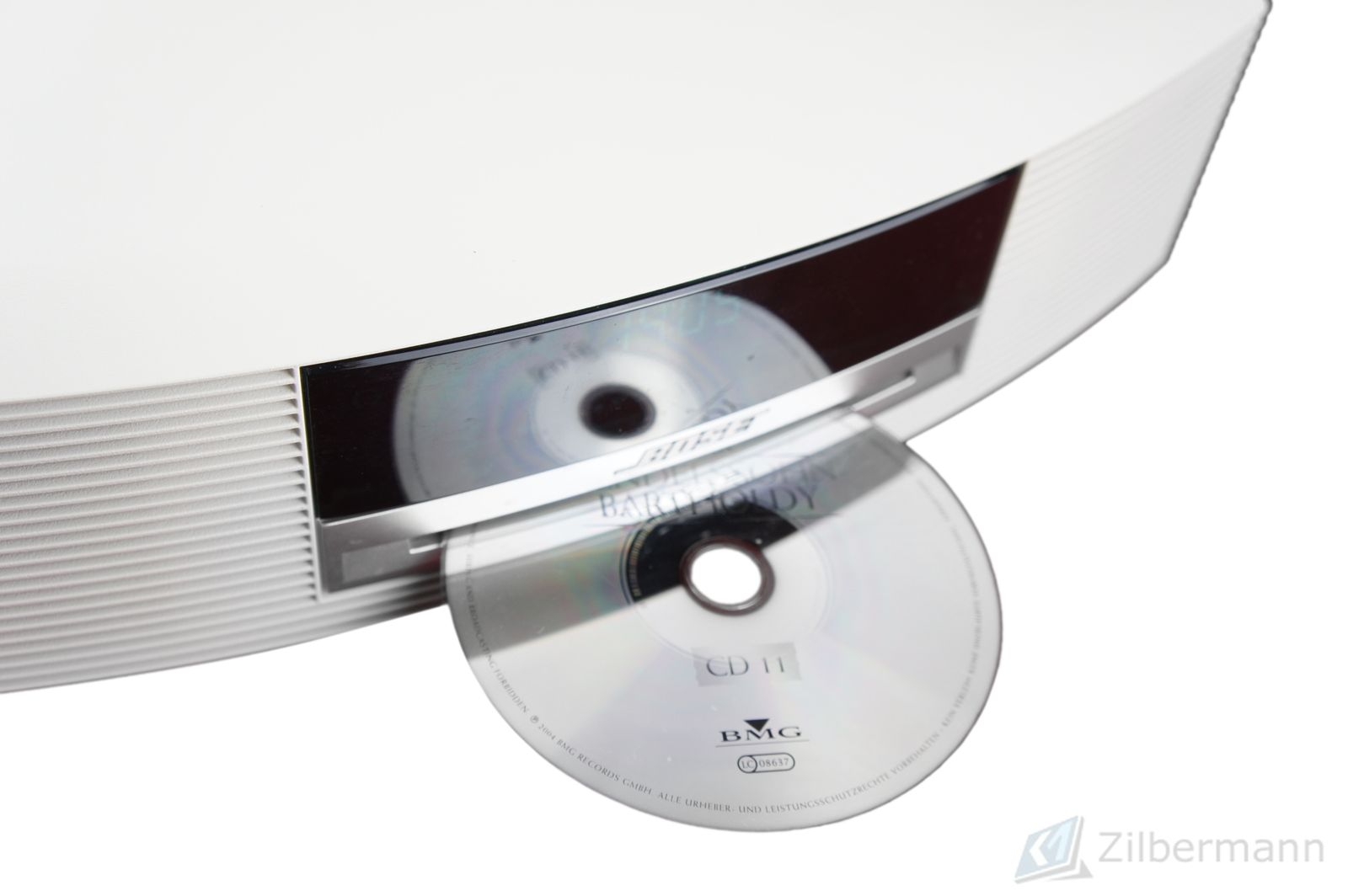 Bose_Wave_Music_System_Weiss_Top