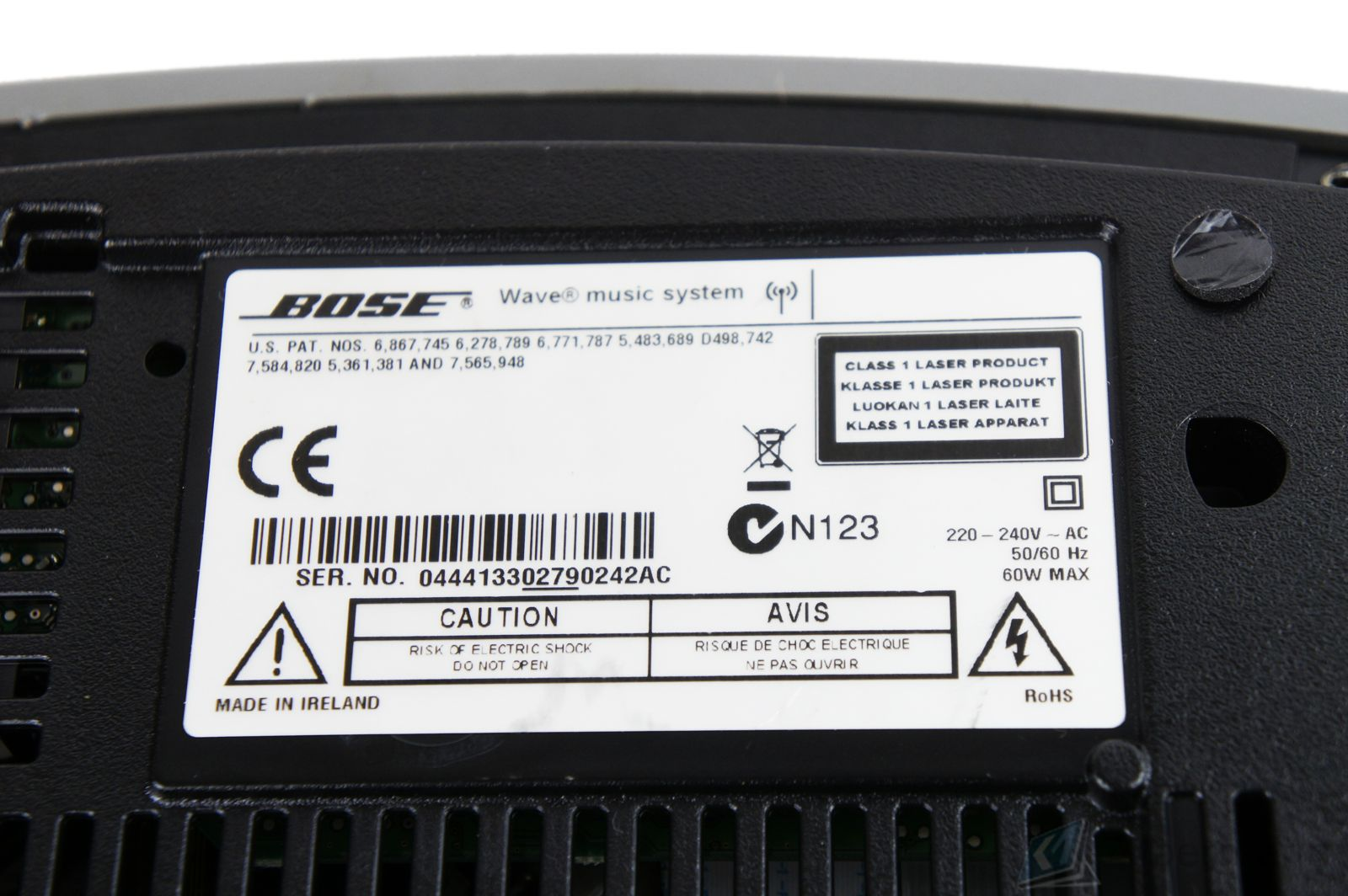 Bose_Wave_Music_System__Bose_Multi-CD_Wechsler_12