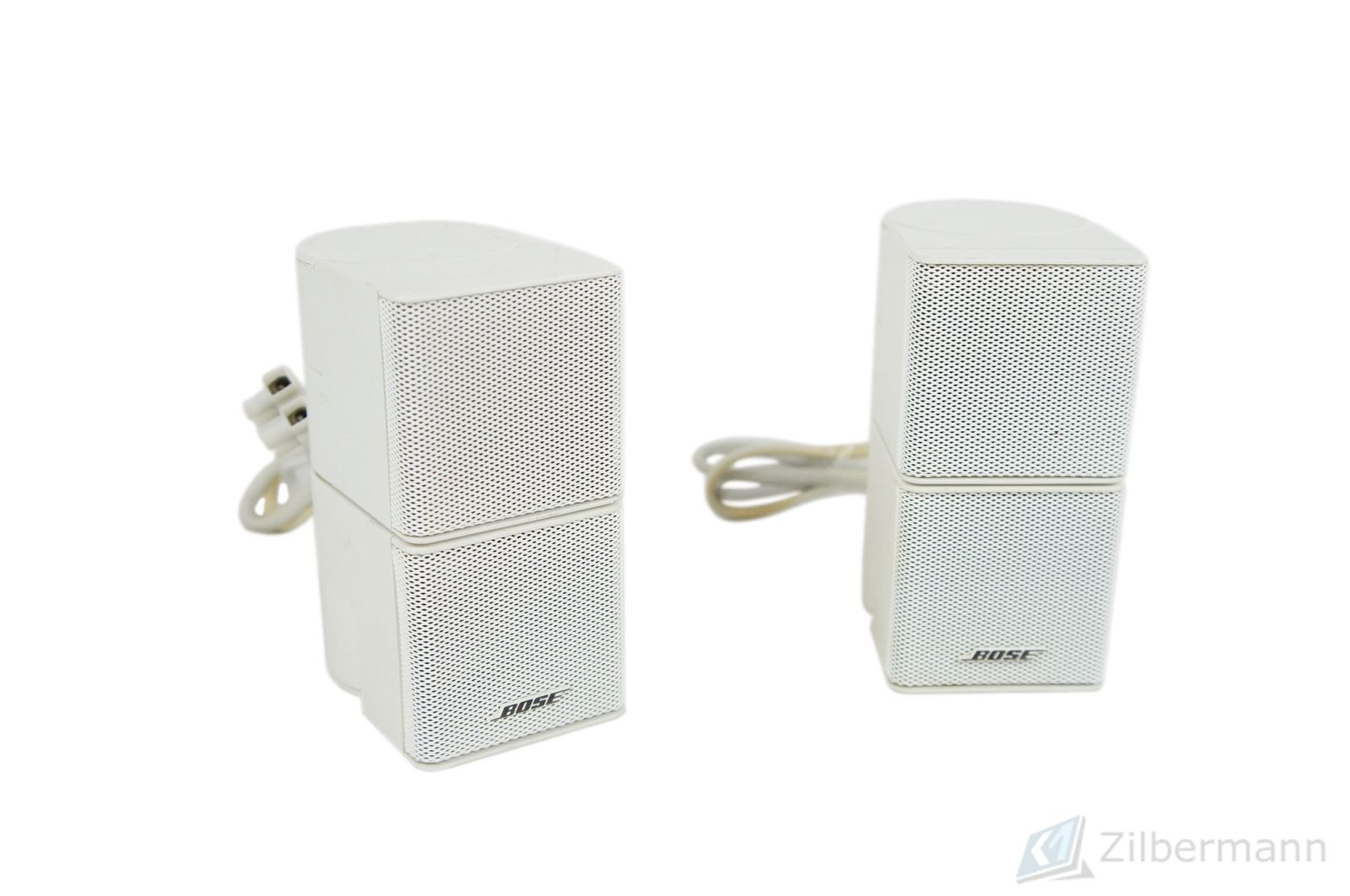 2x_Bose_Jewel_Cubes_Boxen_Satelliten_mit_Adapter_Weiss_02
