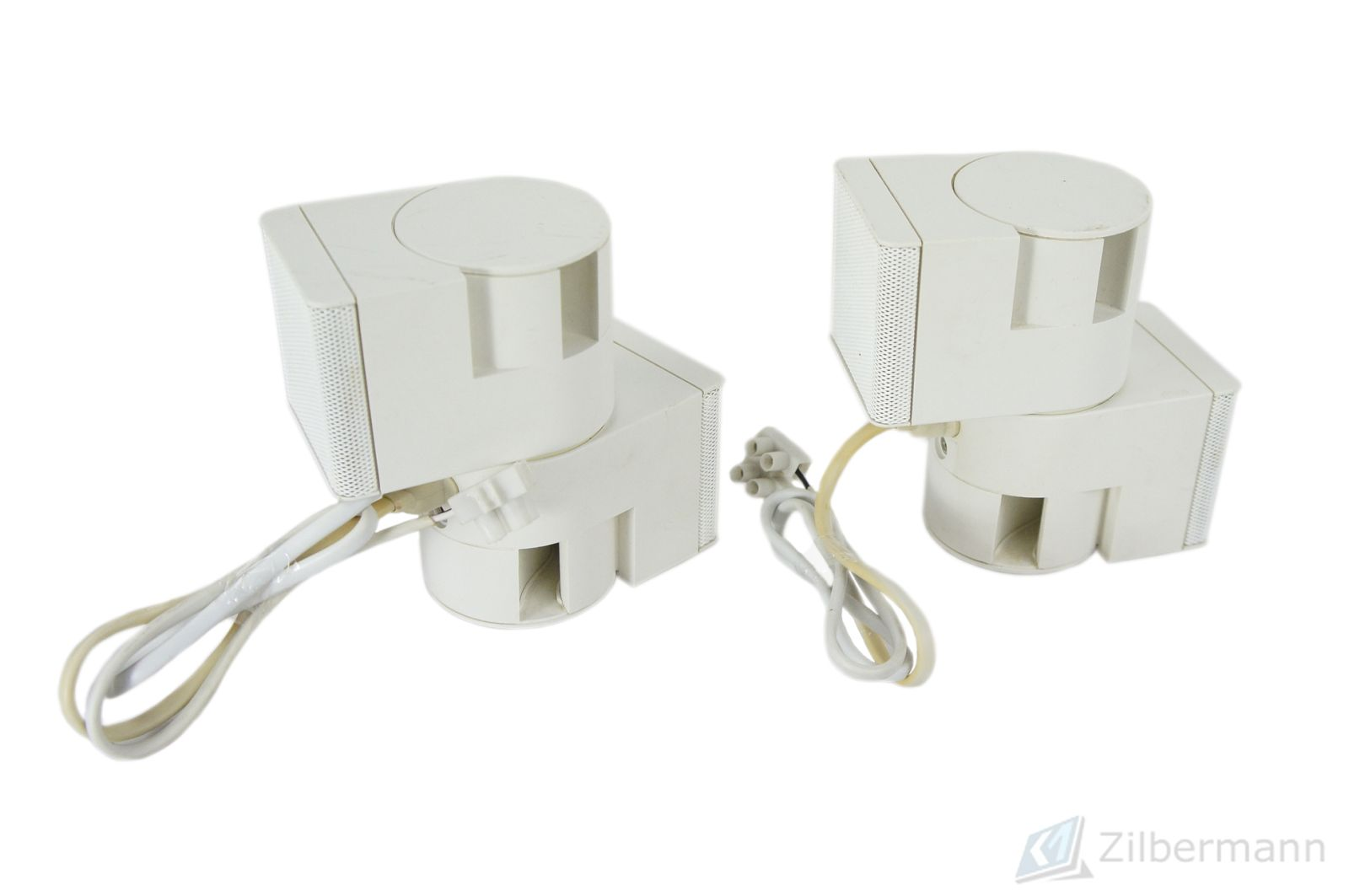 2x_Bose_Jewel_Cubes_Boxen_Satelliten_mit_Adapter_Weiss_05
