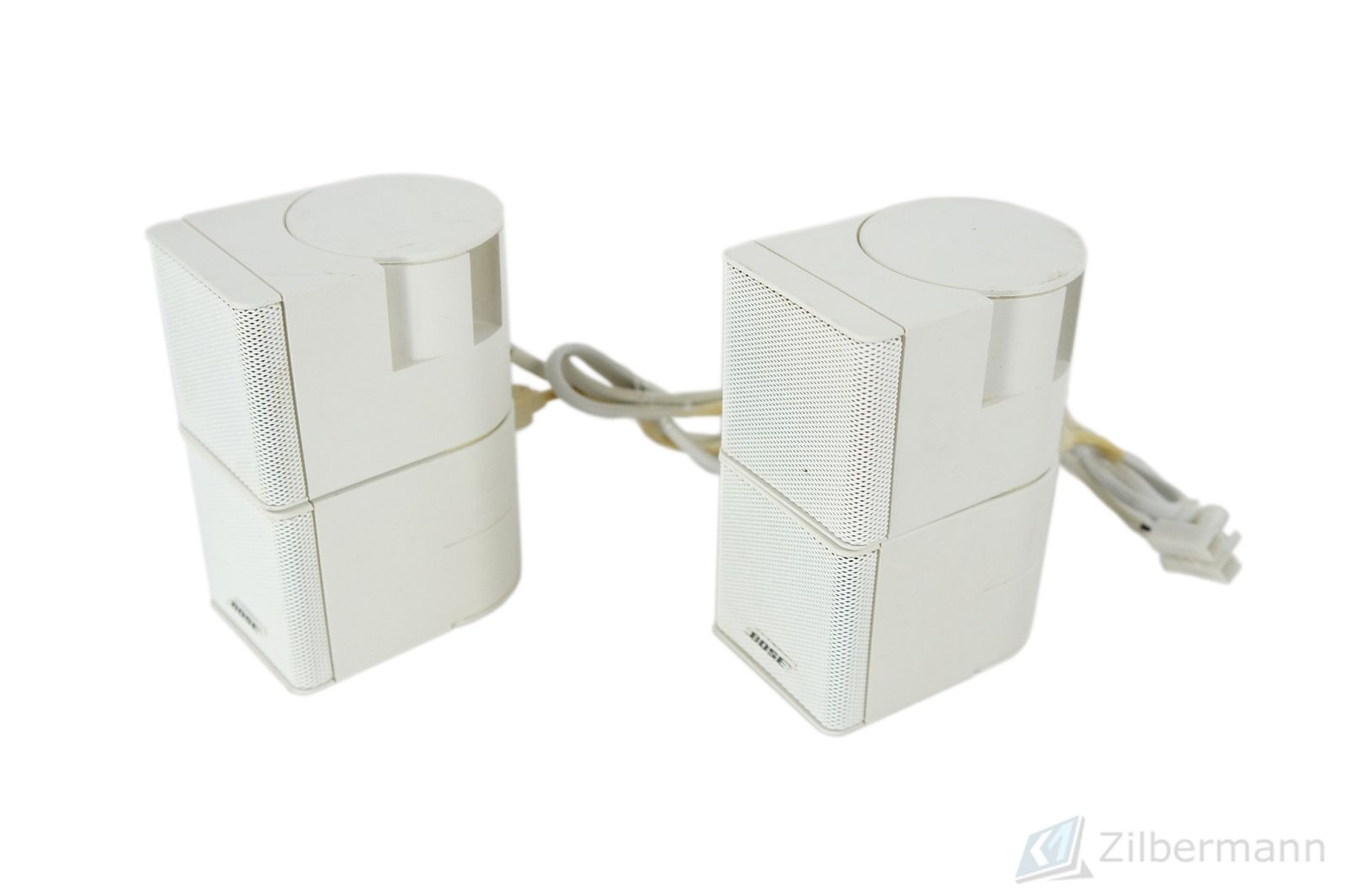 2x_Bose_Jewel_Cubes_Boxen_Satelliten_mit_Adapter_Weiss_07