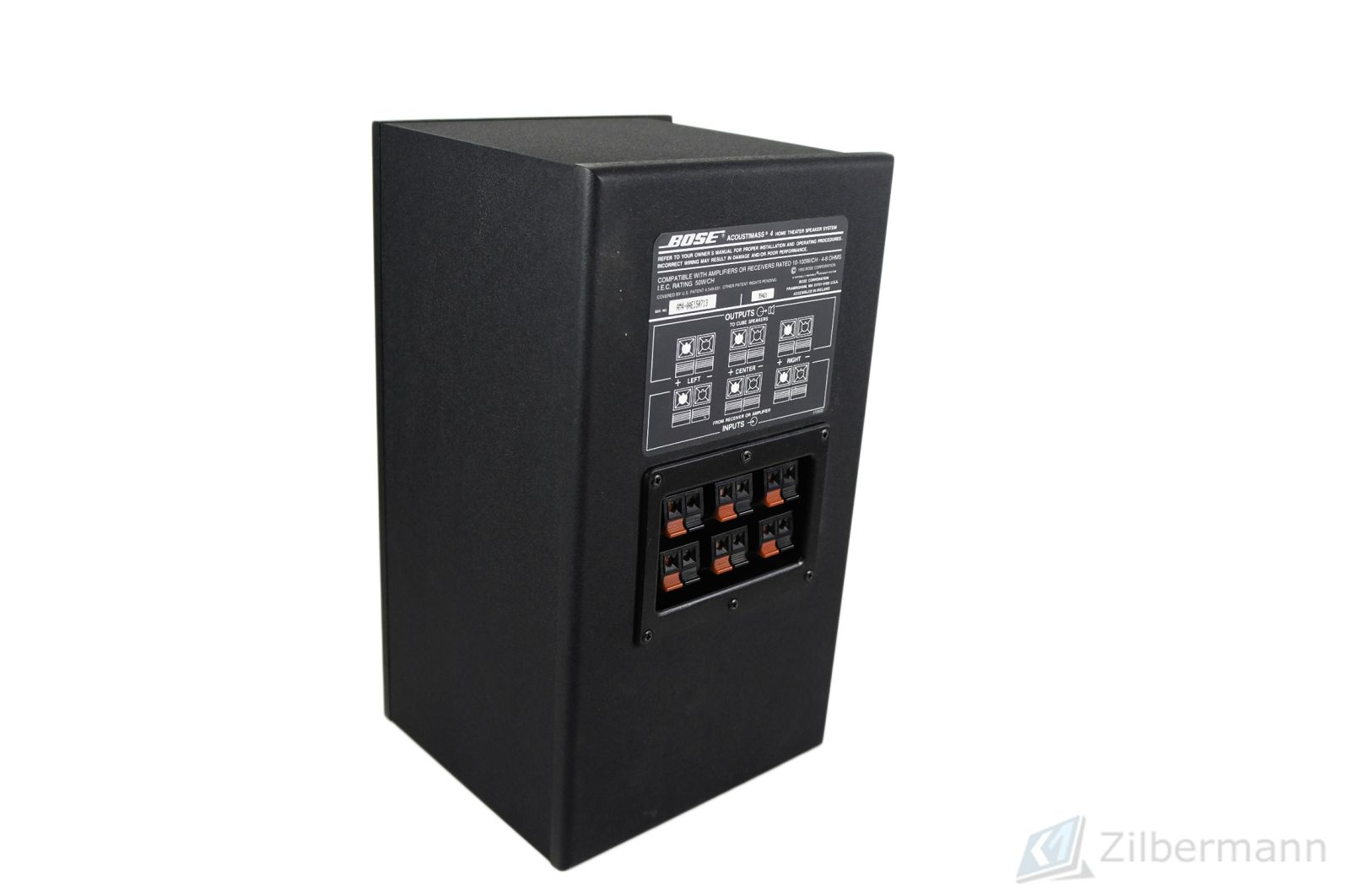 Bose_Acoustimass_4_Heimkino-System_Subwoofer_02