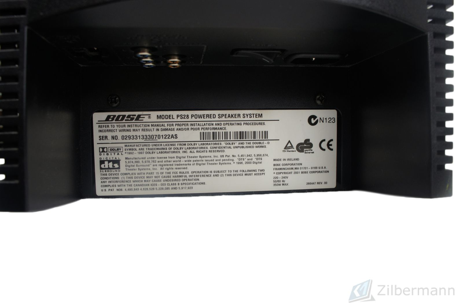 Bose_Lifestyle_28_PS28_PS_28_Powered_Heimkino-system_Subwoofer
